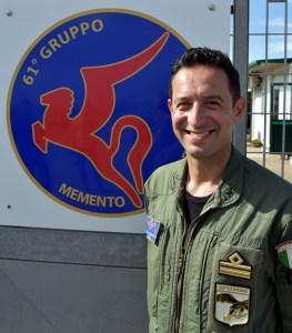 Magg. AArnn Pil. Antonio F. - 61° Gruppo Volo AM