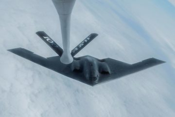 us strategic bombers B2 spirit