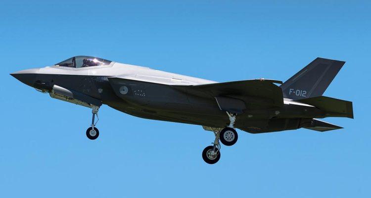 F-35A olandesi