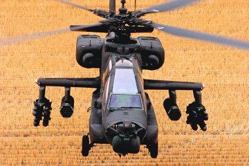 Elicottero da combattimento AH-64 Apache