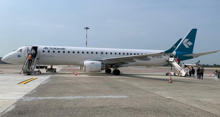 Air Dolomiti - Lufthansa Group