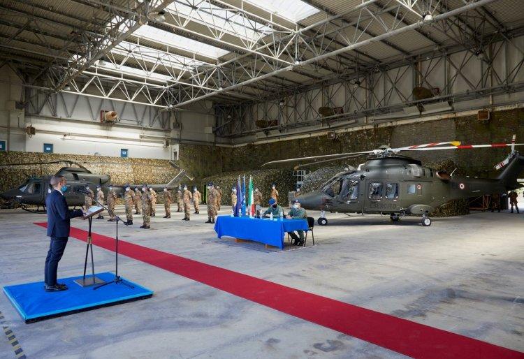 Leonardo AW169M Esercito Italiano