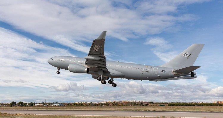 NATO Airbus A330 MRTT NATO Fleet MMF