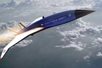 Hermeus Mach 5