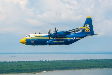 US Navy C130J FAT Albert