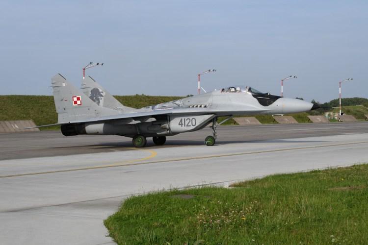 Mig-29 Polish Air Force
