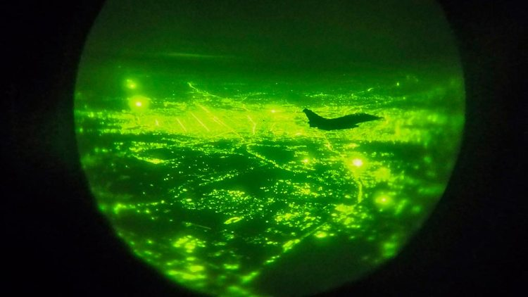 Rafale operazione Chammal BAO H5 Giordania