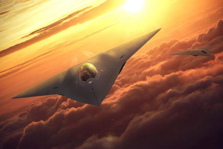 usaf ngad Next Generation Air Dominance