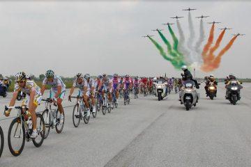 Giro d'Italia a Rivolto repertorio AM