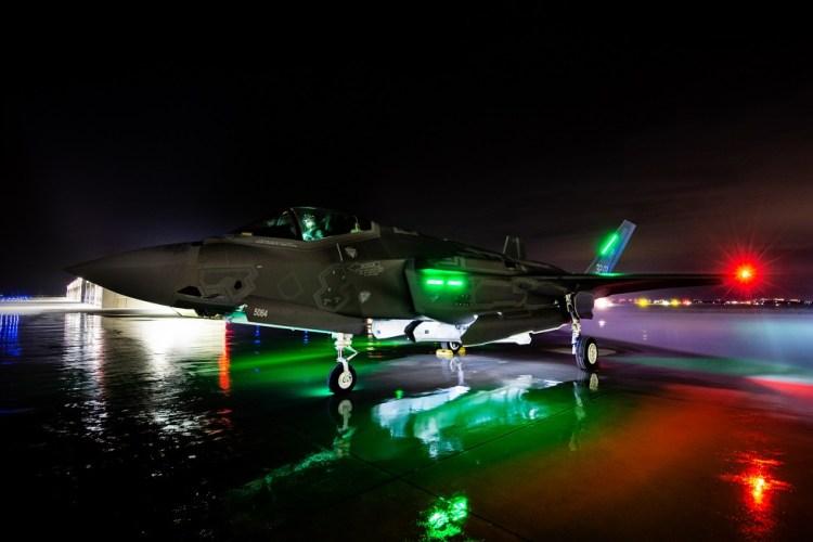 F-35 Cyber Eagle 2020