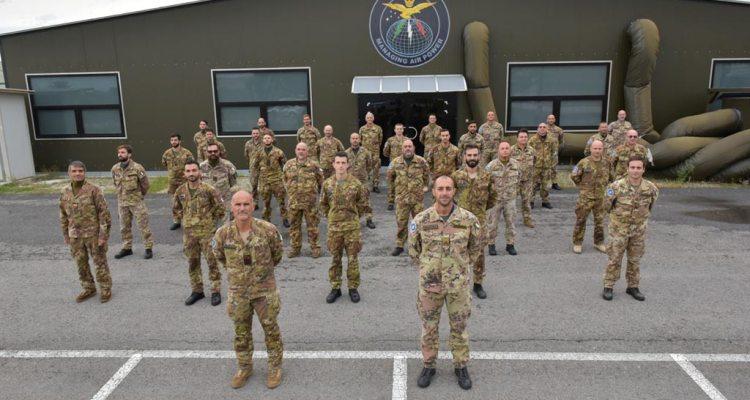 Esercitazione NATO Steadfast Cobalt 2020