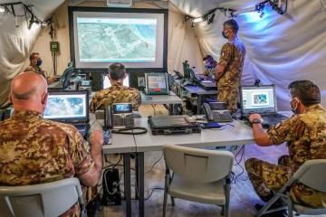 SIO - Sessione Integrazione Operativa: campagna di sperimentazione tecnico-tattica 2020