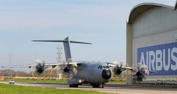 A400M MSN104 Luxembourg