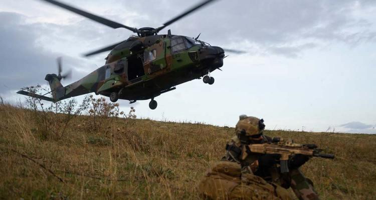 nh90 caiman esercito francese