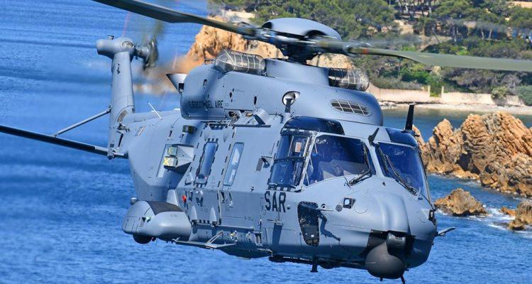 NH-90 SAR Aereonautica Militare Spagnola