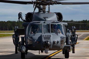 US Air Force HH-60W Jolly Green II