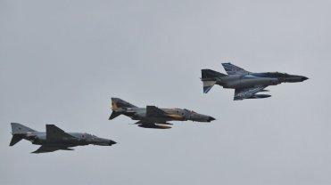 F-4EJ Phantom aeronautica militare giapponese