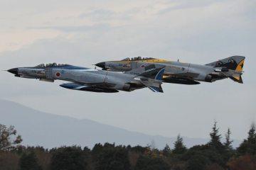 F-4EJ Phantom giapponesi