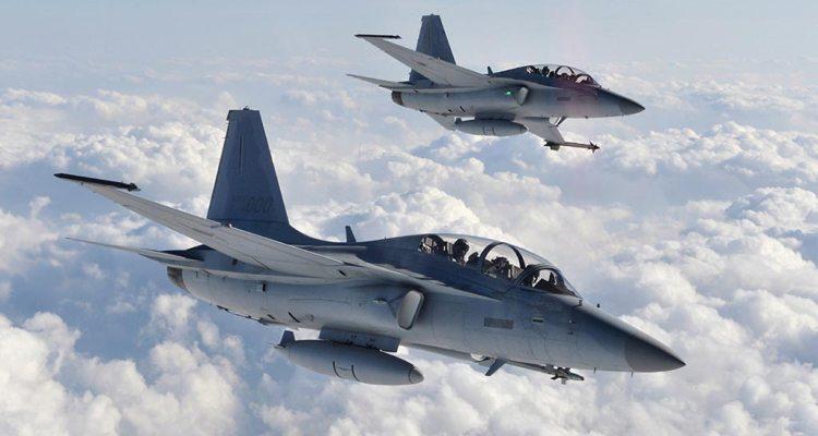 FA-50 Fightning Eagle