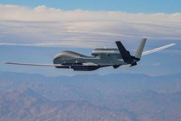 Northrop Grumman NATO RQ-4D Phoenix