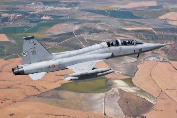 SF-5BM Ejercito del Aire spagnolo