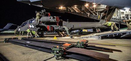 Royal Army AH-64E Apache