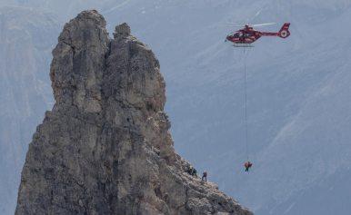 Airbus EC-135T3 Aiut Alpin Dolomites