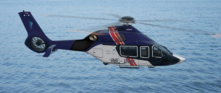 Airbus Helicopters H160 Heli-Union