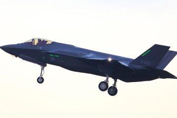 F-35A AN-15 olandese