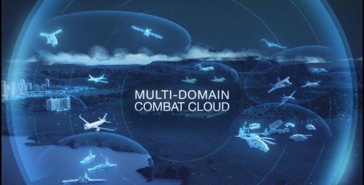 FCAS - multi domani combat cloud