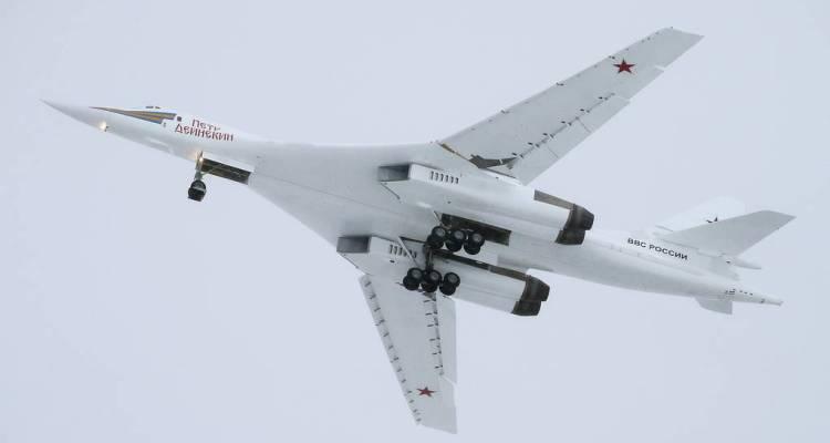 Tupolev Tu-160M
