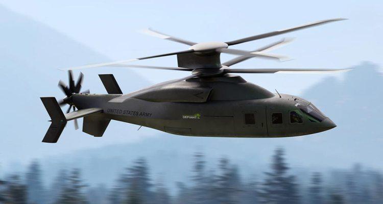 Sikorsky-Boeing DEFIANT-X