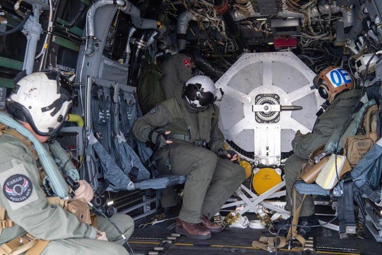 Motore F-135 imbarcato su CMV-22B Osprey