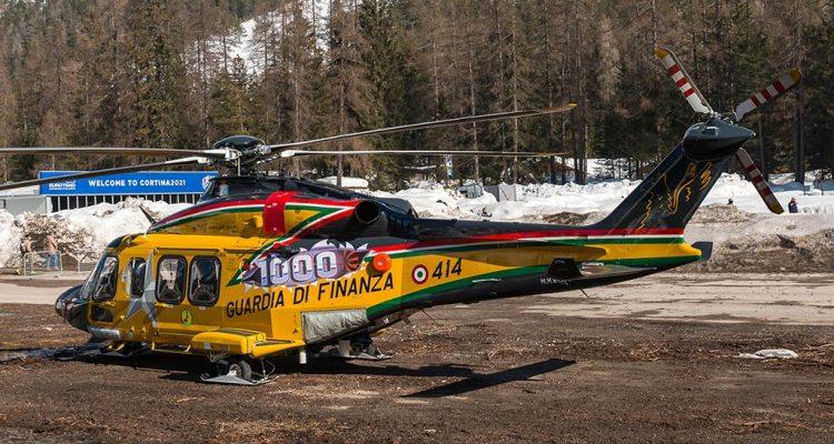 AW139 Guardia di Finanza