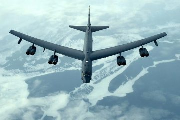USAF-B-52H-Stratofortress