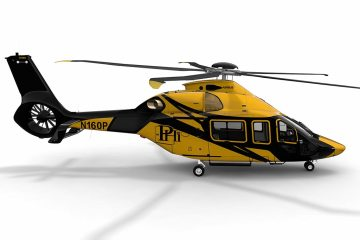 airbus helicopters h160 PHI Shell