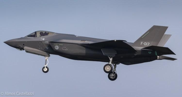 17° F-35A olandese