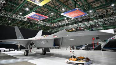 KF-21 corea del Sud