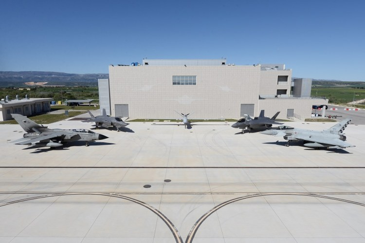 Aeronautica Militare Tempesta Perfetta 5 2021