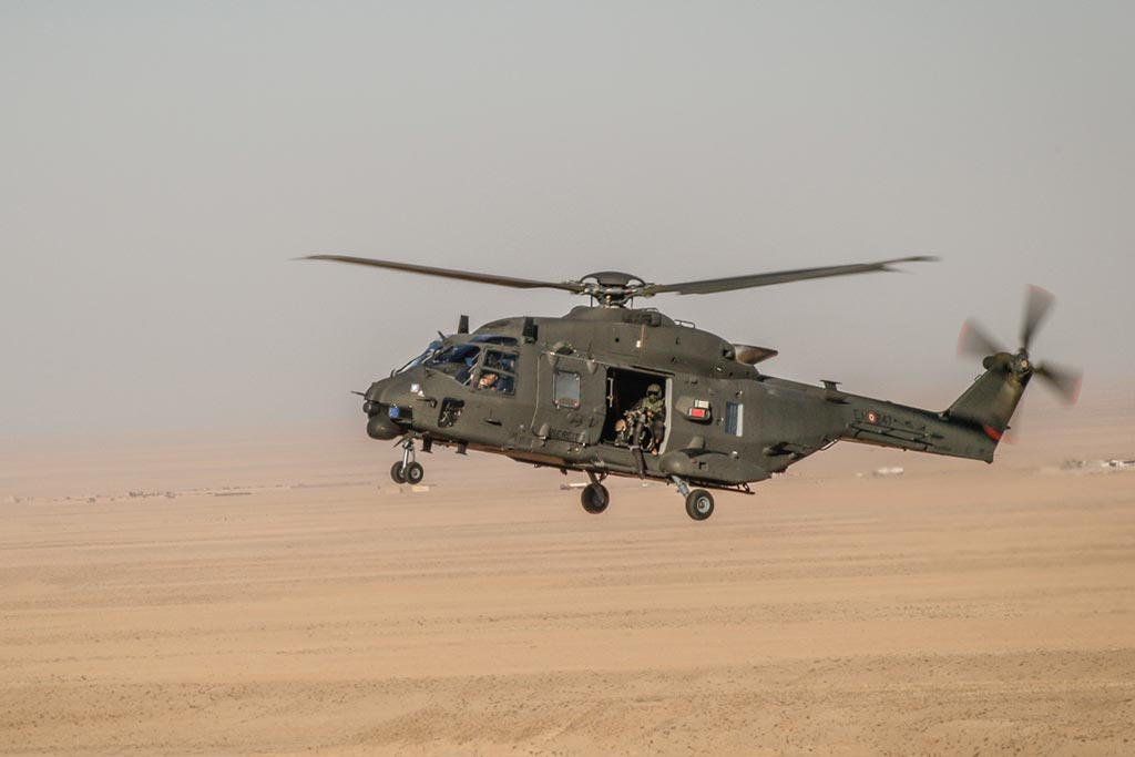 NH-90 Afghanistan