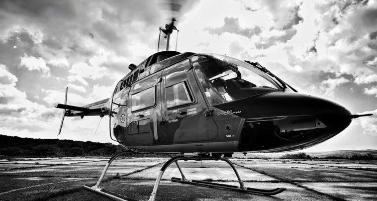 elicottero RH-206 AVES
