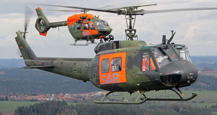 Bundeswehr Bell UH-1D