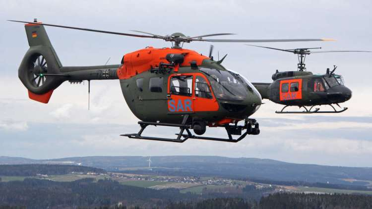 Airbus Helicopters H145 LUH SAR