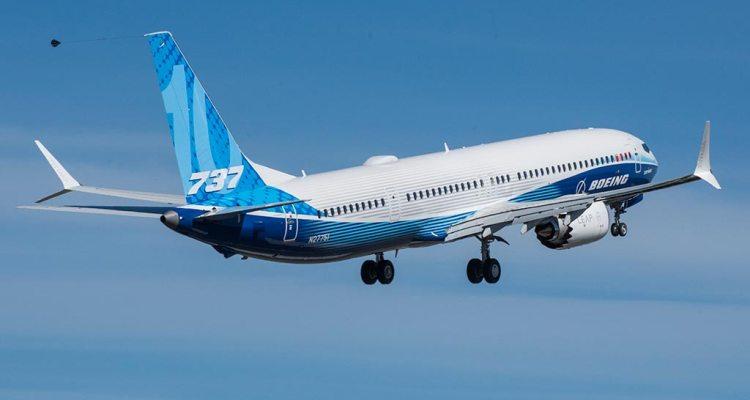 Boeing MAX 737-10 primo volo