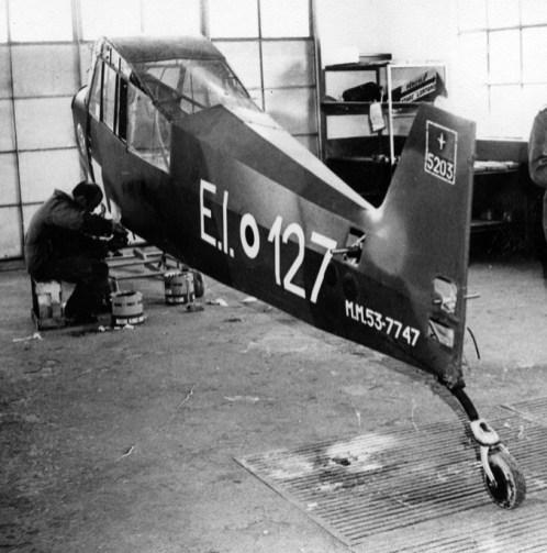 1L- Piper L 21B MM537747 RAALE 1960