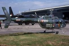 1P- AB206 Paracadutisti EI 600 MM80868 foto Web