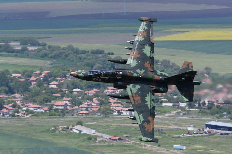 Su-25 Frogfoot