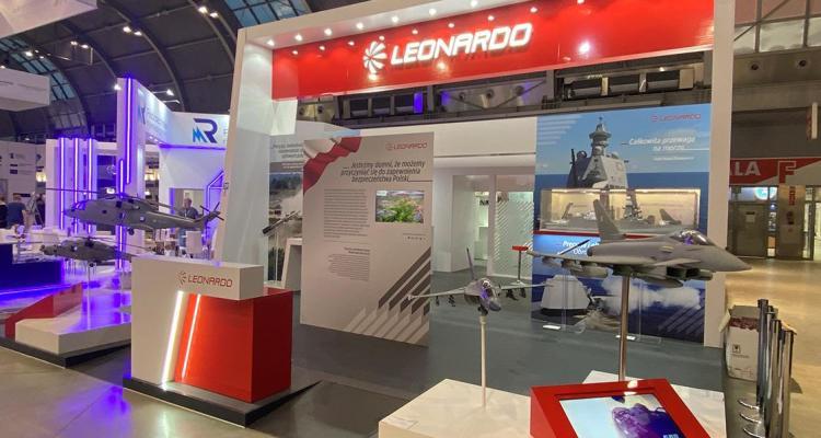 Leonardo al MSPO 2021 in Polonia