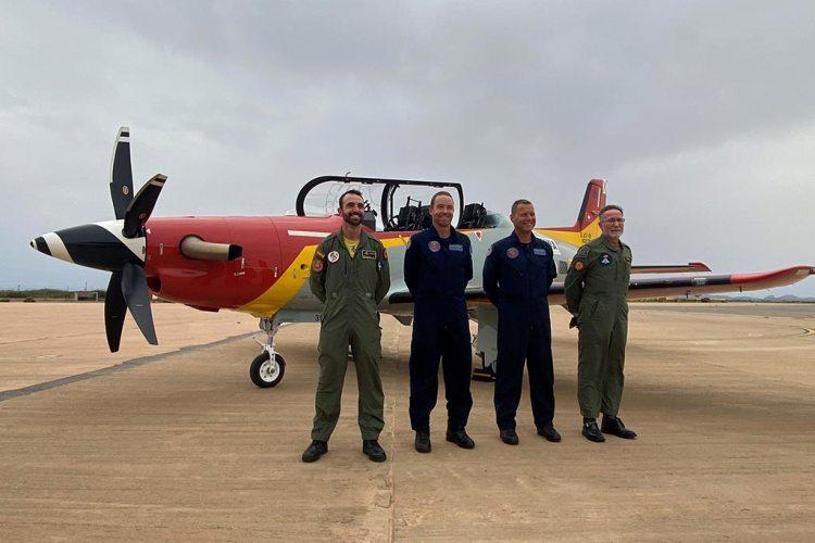 Pilatus PC-21 Ejercito del Aire