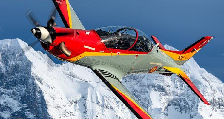 PC-21 spagnoli